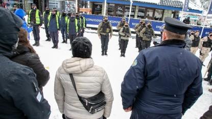 policias, TEMPORADA INVERNAL