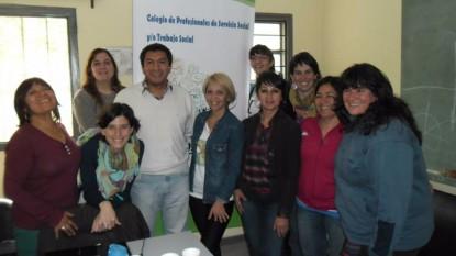 colegio de profesionales de servicio social y trabajo social