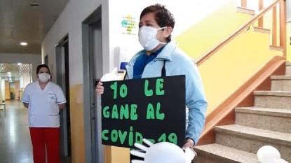 Coronavirus, RECUPERADA