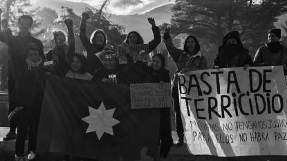 mujeres indigenas, CAMINATA, terricidio