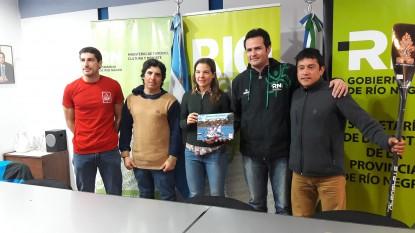 Natalia Zabaleta, Cristian Almonacid, StandUp Paddle, Juan Pablo Muena