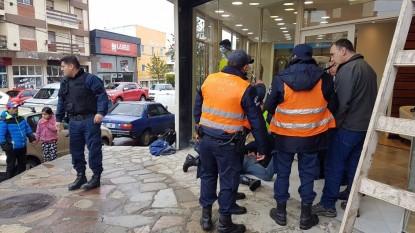 bariloche, detenido, policia
