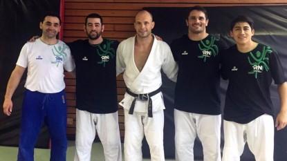 equipo judo rionegrino