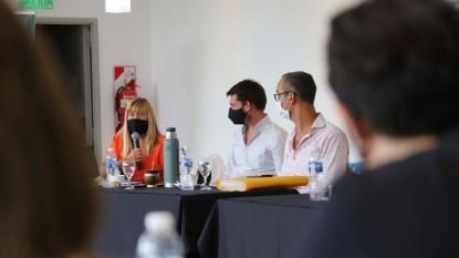 comision de salud, liliana arriaga, Rodrigo Buteler