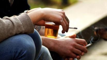 alcohol, marihuana, adicciones