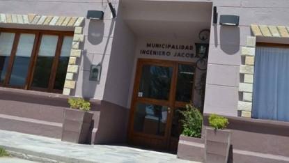 municipalidad, ingeniero jacobacci