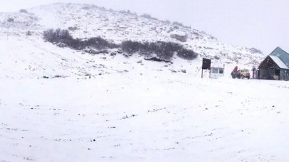 bariloche, nevada