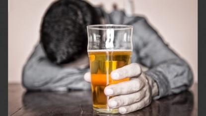 borracho, alcoholizado, alcoholismo