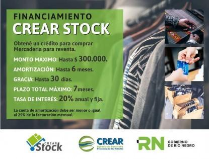 CREAR STOCK