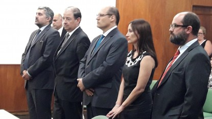 Rita Custet Llambí, Miguel Cardella, Adrián Zimmermann, Mario Altuna