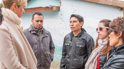 silvina garcia larraburu, ingeniero jacobacci, Rosa Ossés, Javier Tinture