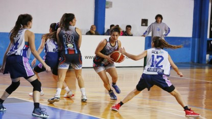 deportivo viedma, basquet femenino