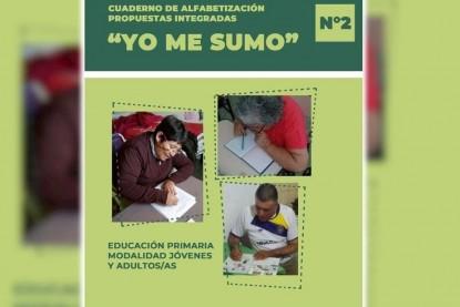 educacion, YO ME SUMO