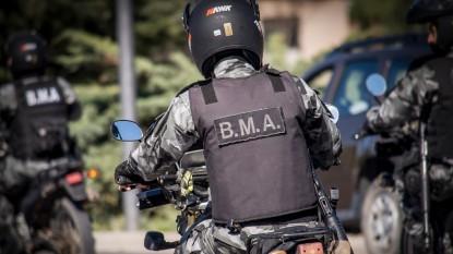 policia motorizada