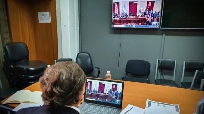 Weretilneck, senado, sesion virtual