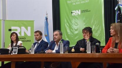 Gastón Pérez Estevan, pedro pesatti, Laura Azanza, Betiana Minor, Rosana Castillo