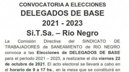 sitsa, delegados, elecciones