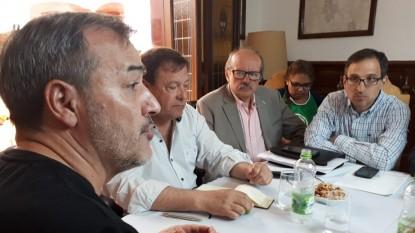 Weretilneck, Luis di giácomo, rodolfo aguiar, agustin domingo