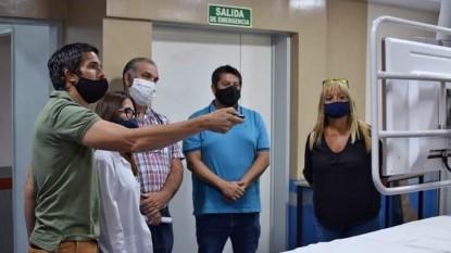 sanatorio austral, zulma romero, LUCIANO RUIZ, pablo mercapide, Marcela Albornoz, Luciano Rima