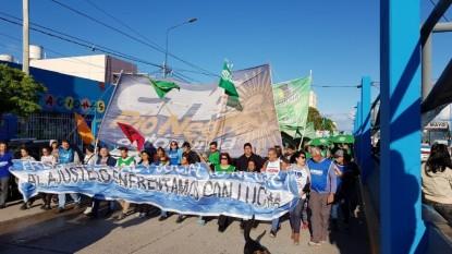 CTA, manifestacion, marcha