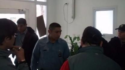 policia, ATE, ministerio de desarrollo social