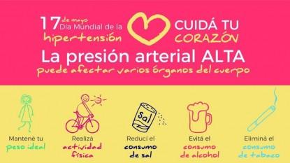 campaña hipertension