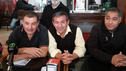 PATAGONES, KOLINA, RUBEN MAGLIONE, YURI PIE, ENZO CURIQUEO
