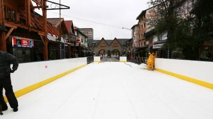 bariloche, patinaje sobre hielo