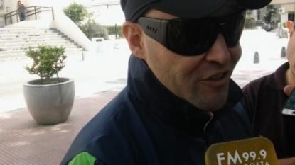 JAVIER BIANCULLI, GUARDAVIDAS, PATAGONES