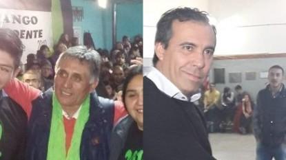 miguel martinez, Nestor Ayuelef