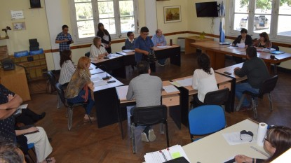 san antonio oeste, Concejo Deliberante, sesion preparatoria
