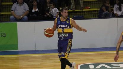 atenas, Agustín Giarraffa