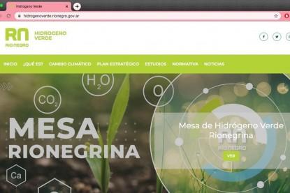 hidrógeno verde web