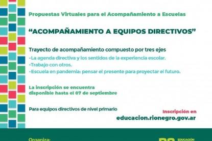 equipos directivos, educacion