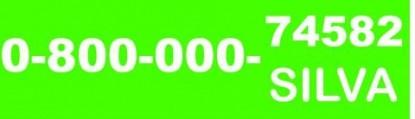monica silva, 0800