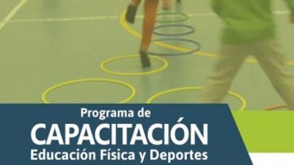 capacitacion educacion fisica deportes