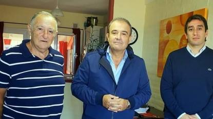pedro pesatti, mario castro, Héctor Emilio Ralli