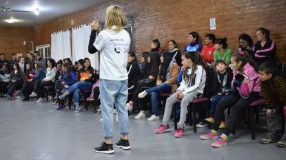 CONSEJO DE LA MUJER, futsal femenino