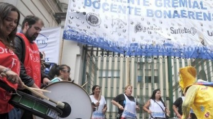 Frente Gremial Docente