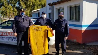 policia de rio negro