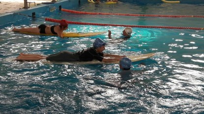 PILETA, SURF