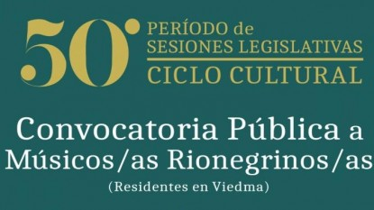 legislatura, ciclo cultural