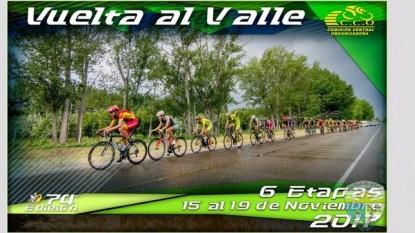 ciclismo, vuelta al valle