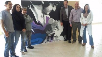 viedma, mural, memoria