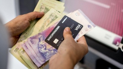 tarjeta, banco patagonia