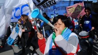 marcha, Confederación de Trabajadores de la Economía Popular