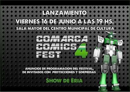 comarca, comics, fest