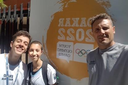 Juegos Olímpicos, dakar 2022, preolimpicos