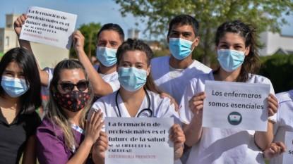 curza, estudiantes de enfermeria