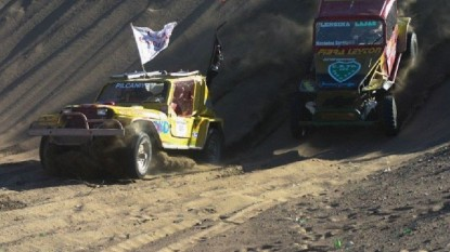 Rally Cross Country
